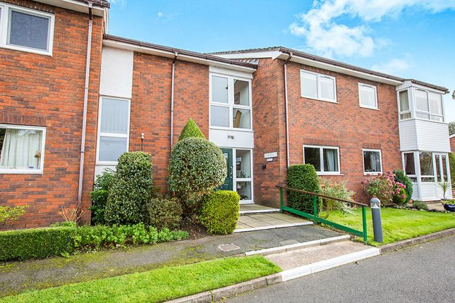Thumbnail Flat for sale in Priesty Court, Congleton