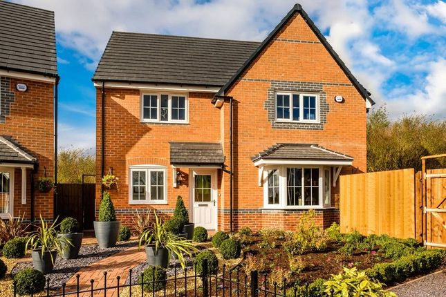 """Thumbnail Detached house for sale in """"Cambridge"""" at Birmingham Road, Bromsgrove"""