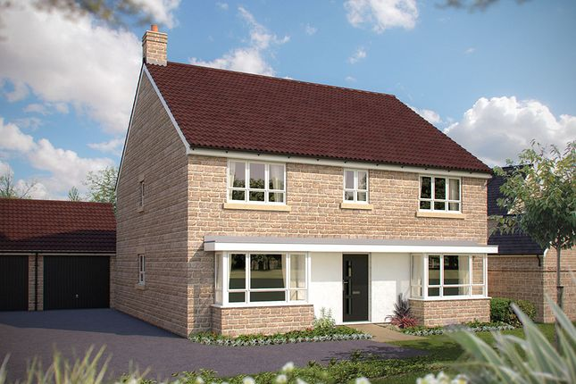 """Thumbnail Detached house for sale in """"The Winchester"""" at Gotherington Lane, Bishops Cleeve, Cheltenham"""