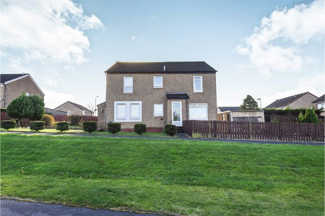 Thumbnail End terrace house for sale in Mearns Way, Bishopbriggs, Glasgow