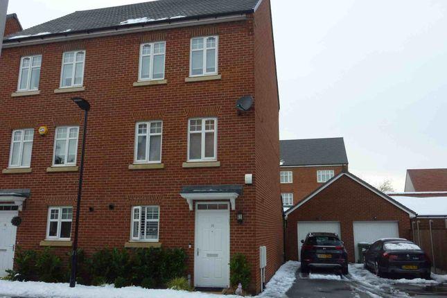 Thumbnail Semi-detached house to rent in Bushey Hall Park, Bushey Hall Drive, Bushey