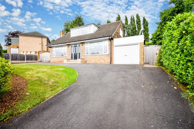 Thumbnail Bungalow for sale in Woodfoot Road, Moorgate, Rotherham