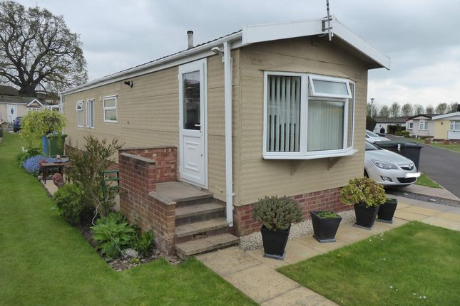 Thumbnail Mobile/park home for sale in Darelyn Park, Brewood Road, Coven, Wolverhampton, West Midlands