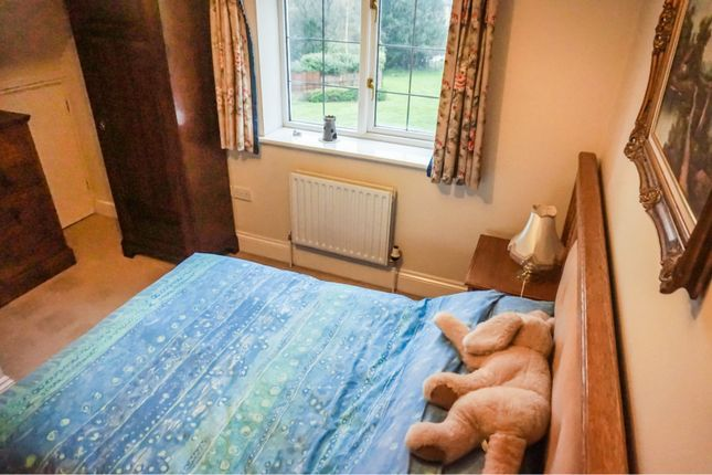 Bedroom Three of Burrow Hill Place, Bishopstoke Eastleigh SO50