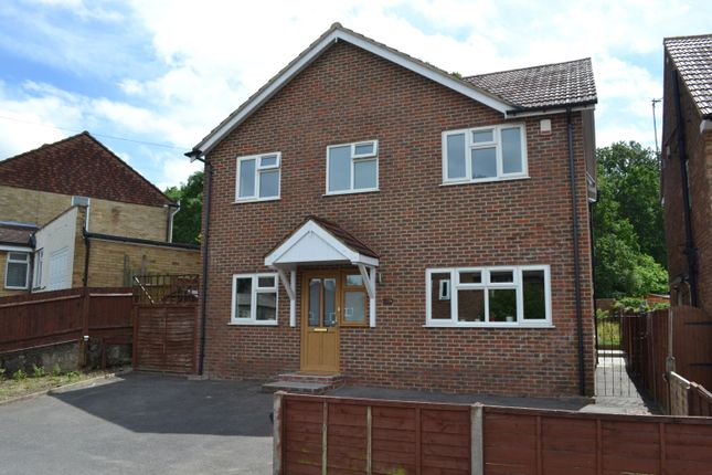 Thumbnail Detached house for sale in Laburnum Way, Bromley