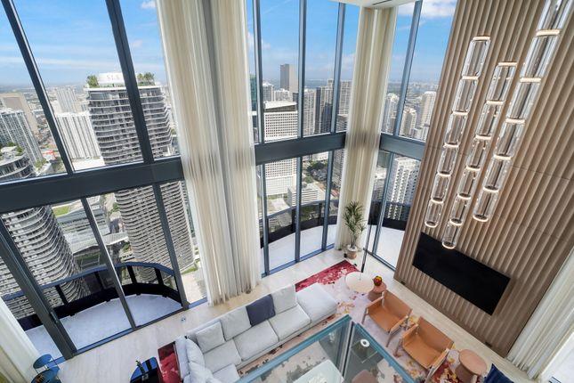Thumbnail Apartment for sale in 1000 Brickell Plaza #6206, Miami, Fl 33131, Usa