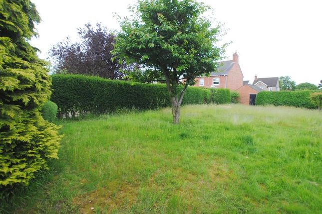 Thumbnail Land for sale in Prospect Avenue, Rushden
