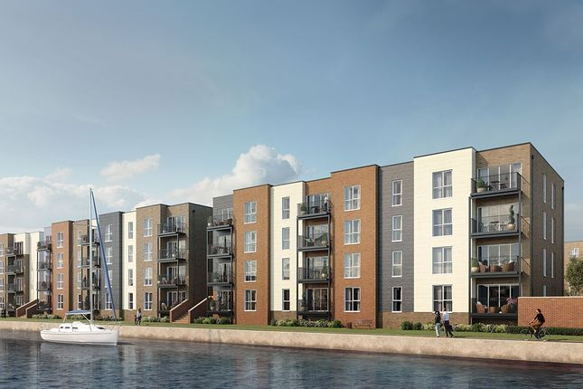 """Flat for sale in """"Dulico"""" at Off Hempsted Lane, Gloucester, Gloucestershire GL2 5Sa, Gloucester,"""