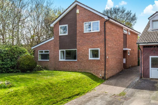 Thumbnail Detached house for sale in Blethin Close, Llandaff, Cardiff
