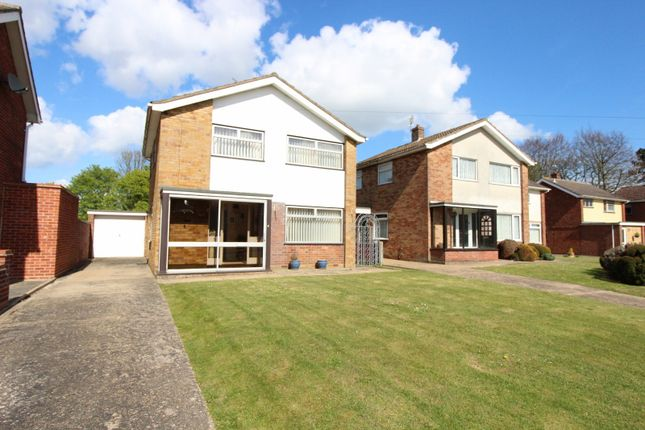 Thumbnail Detached house for sale in Byron Way, Caister-On-Sea