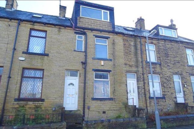 Thumbnail Terraced house to rent in Burton Street, Bradford