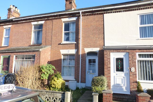 Thumbnail Terraced house for sale in Carshalton Road, Norwich