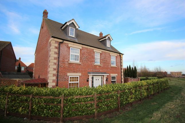 Detached house to rent in Delacorte Green, Spalding