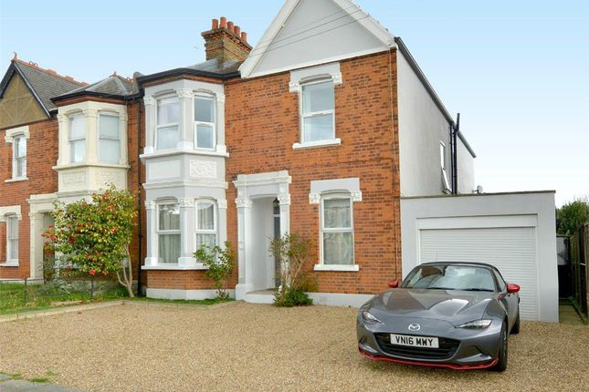 Thumbnail Semi-detached house for sale in Whitton Road, Hounslow