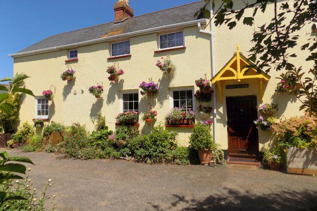 Thumbnail Semi-detached house for sale in Castle Lane, Woodbury, Exeter, Devon