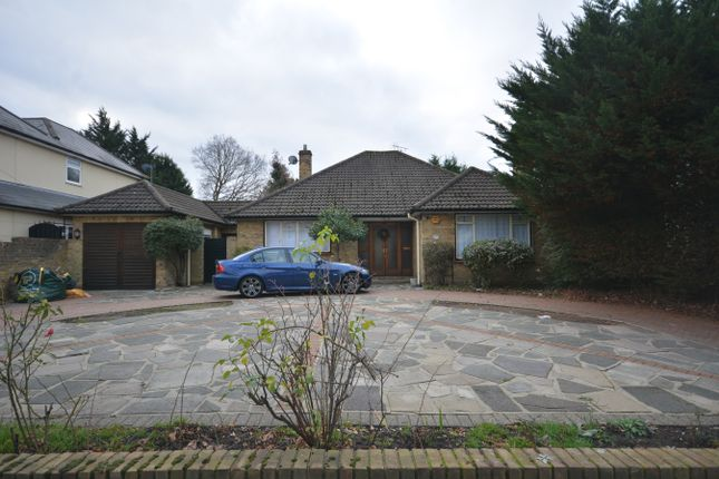 Thumbnail Bungalow for sale in Woodlands Avenue, Emerson Park, Hornchurch