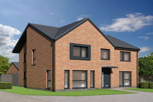 Thumbnail Detached house for sale in : The Hepburn Devongrange Development, Sauchie, Alloa