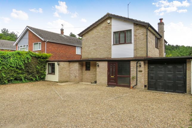 Thumbnail Detached house for sale in Holt Road, Horsford, Norwich