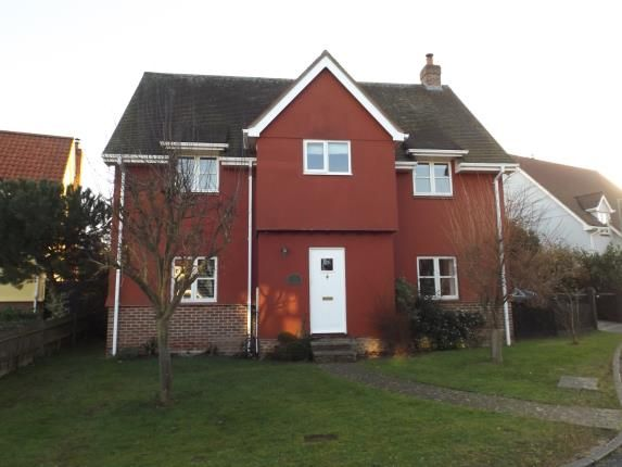 Thumbnail Detached house for sale in Gislingham, Eye, Suffolk