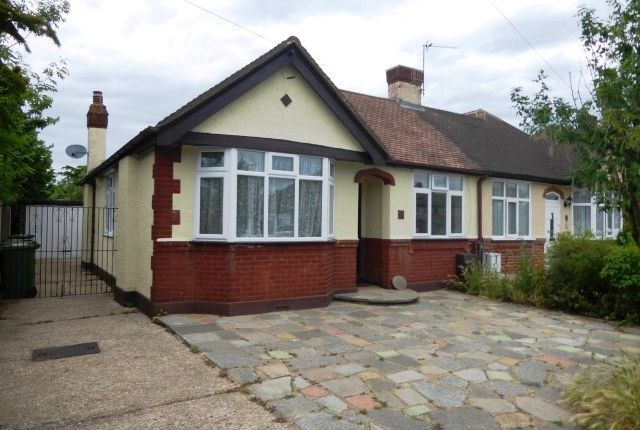 Thumbnail Semi-detached bungalow for sale in Amis Avenue, West Ewell
