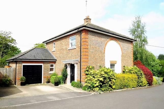 Thumbnail Detached house for sale in Andwell, Hook, Hampshire
