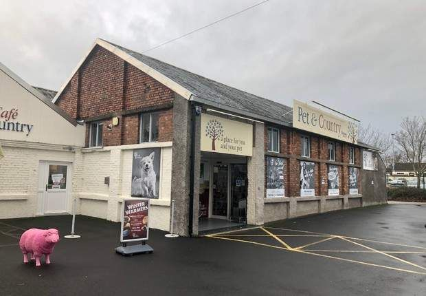 Thumbnail Industrial for sale in Townhead Street, Ballymoney, County Antrim