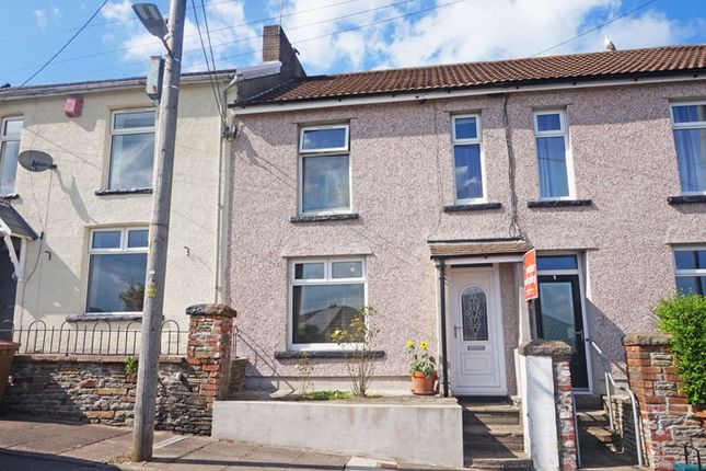 Thumbnail Terraced house for sale in James Terrace, Hengoed