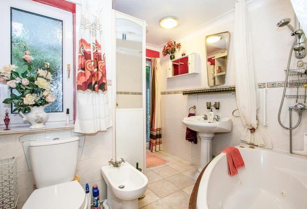 Bathroom of Grosvenor Close, Ashley Heath, Ringwood BH24