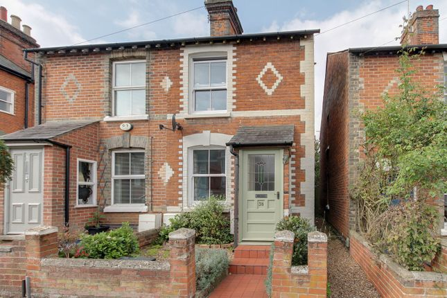 Thumbnail End terrace house for sale in Rawstorn Road, Colchester