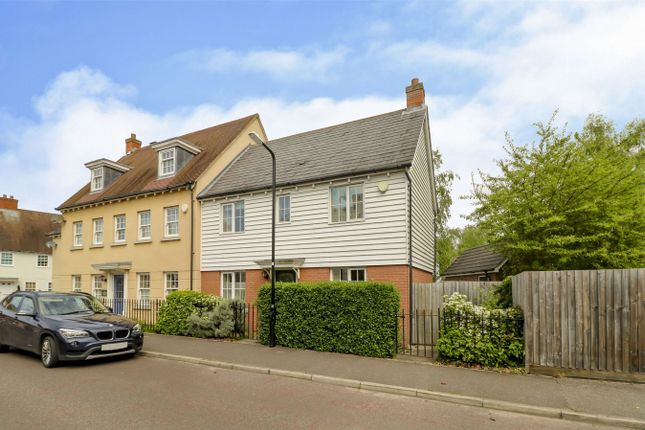 Thumbnail Semi-detached house for sale in Admirals Walk, Wivenhoe, Colchester, Essex