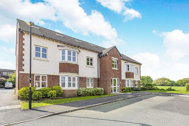 Thumbnail Flat for sale in Anchor Fields, Eccleston, Chorley