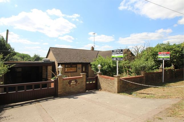 Thumbnail Detached bungalow to rent in Ivy Lodge, Claverhambury Road, Waltham Abbey, Essex