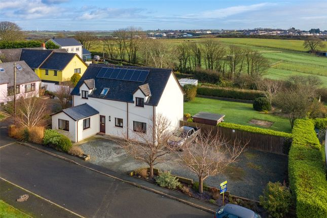 4 bed detached house for sale in Liddeston Close, Liddeston, Milford Haven SA73