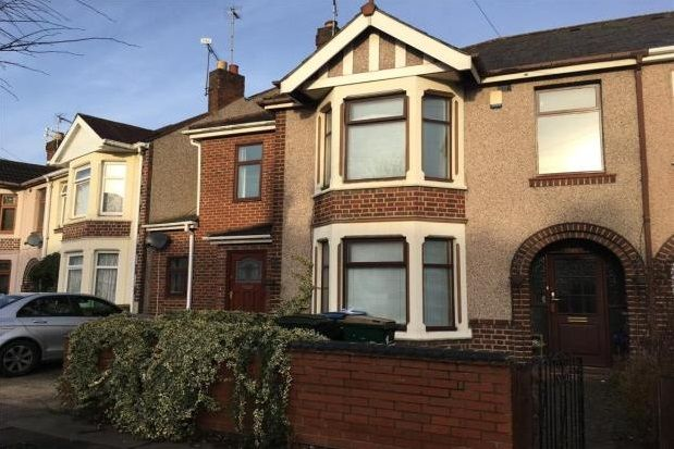 Thumbnail Room to rent in Siddeley Avenue, Stoke
