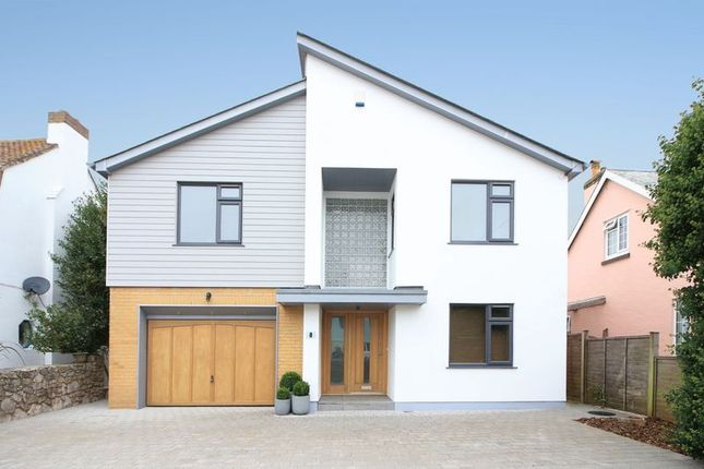 Thumbnail Detached house for sale in Gillard Road, Brixham