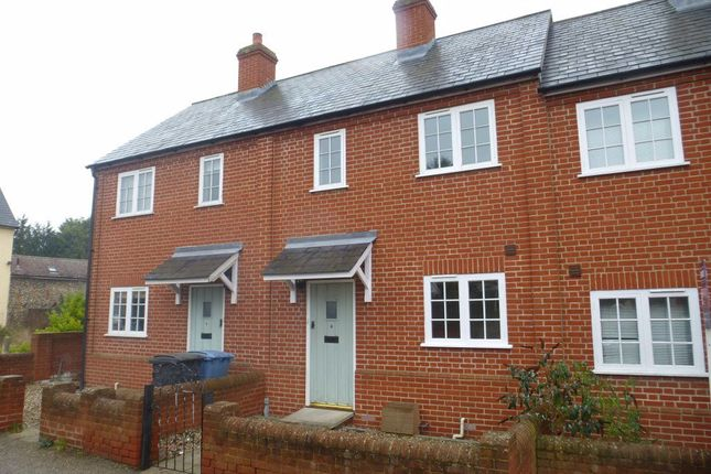 Terraced house to rent in The Seabrooks, Egremont Street, Glemsford
