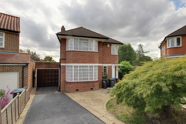 Thumbnail Detached house for sale in Greystoke Gardens, Enfield