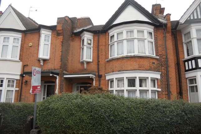 Thumbnail Property for sale in New River Crescent, London