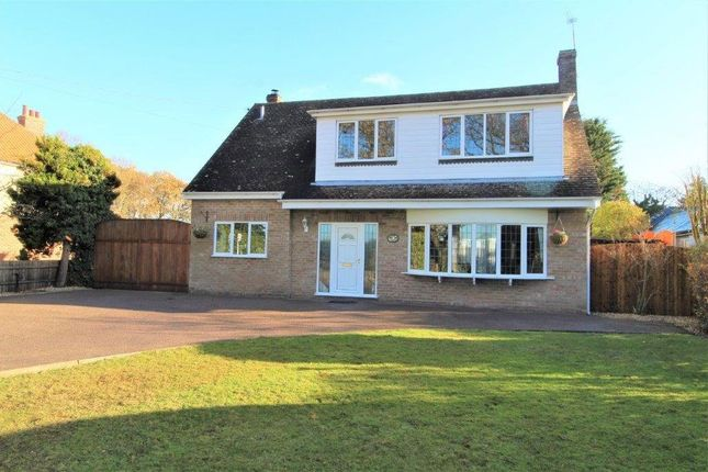 Thumbnail Detached house for sale in Wick Road, Langham, Colchester