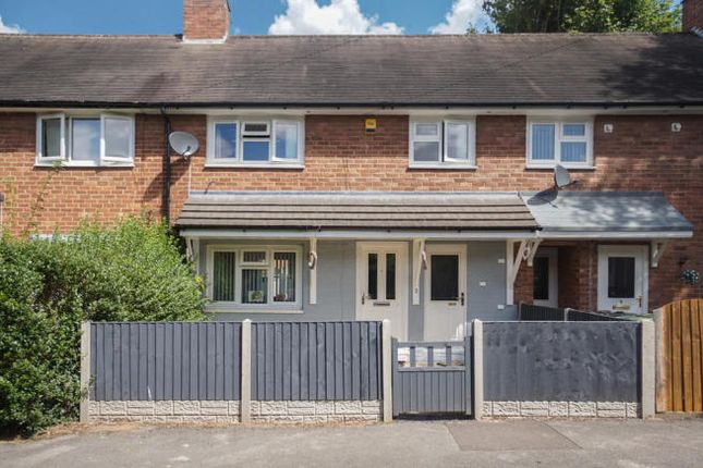 Thumbnail Terraced house to rent in Withy Grove, Solihull