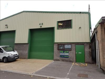 Thumbnail Light industrial to let in 48 Bridge Street, Bailey Gate Industrial Estate, Sturminster Marshall, Dorset