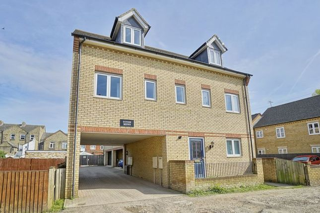 Thumbnail Flat for sale in West Street, St. Neots