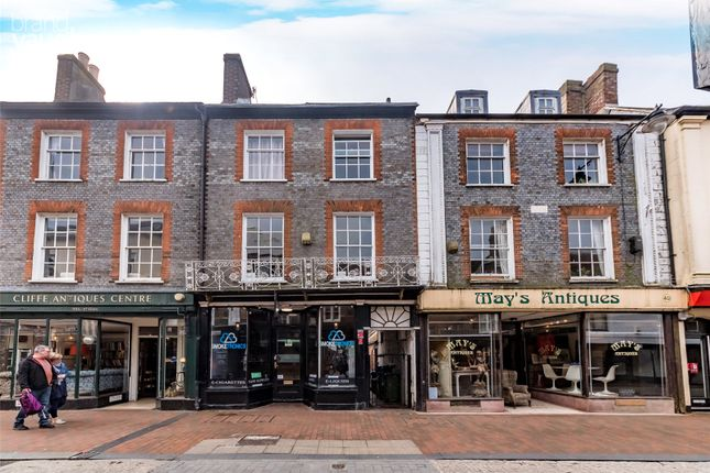 External of Cliffe High Street, Lewes, East Sussex BN7