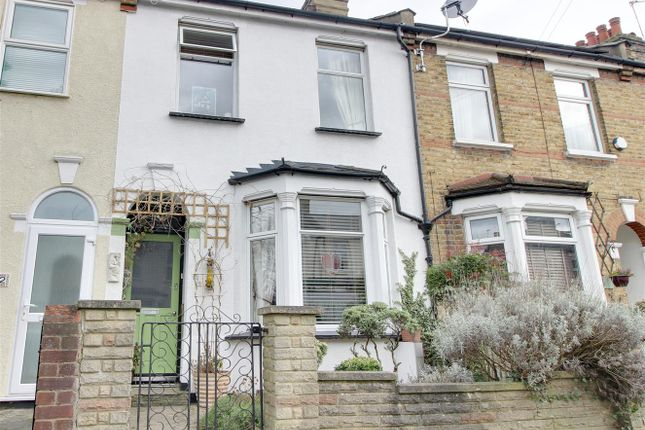 Thumbnail Terraced house for sale in Clive Road, Enfield