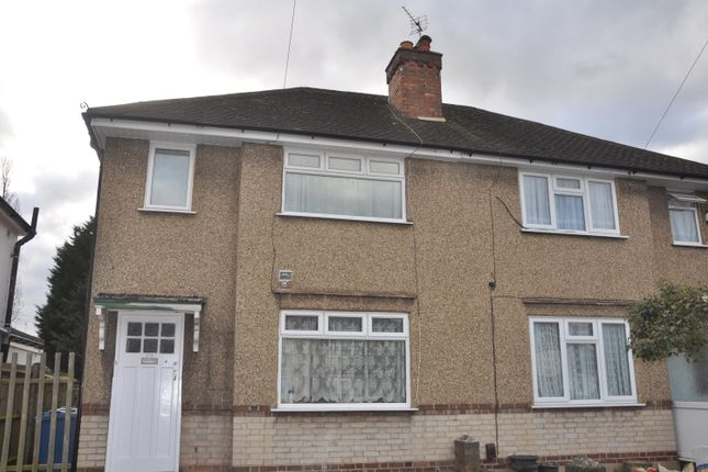 Thumbnail Semi-detached house to rent in Hampden Road, Harorw Weald, Harrow