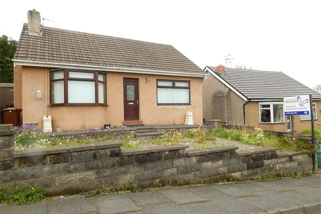 Thumbnail Detached bungalow for sale in Newton Street, Burnley, Lancashire