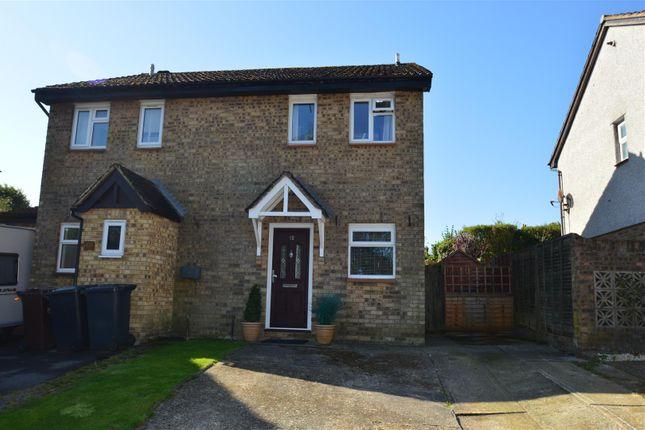 Thumbnail Semi-detached house for sale in Rockington Way, Crowborough