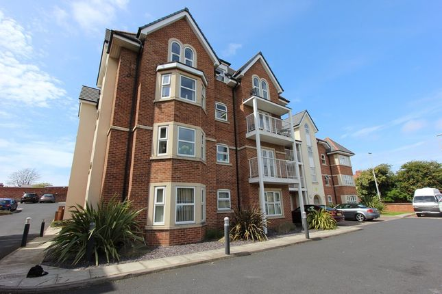 Thumbnail Flat to rent in Whitegate Drive, Blackpool