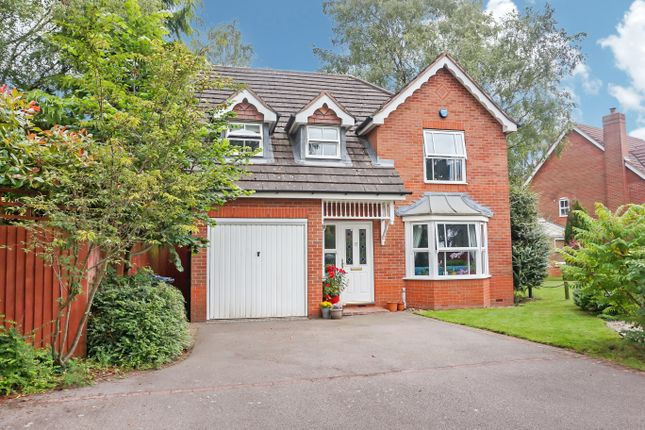 Thumbnail Detached house for sale in Infantry Place, Sutton Coldfield