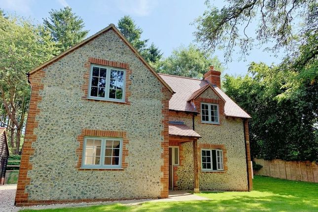 Thumbnail Detached house for sale in Great Hampden, Great Missenden